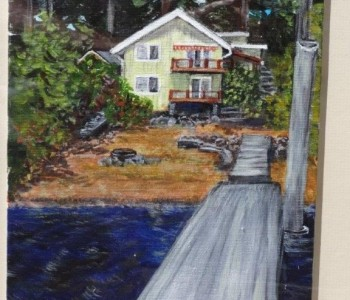 Sproat Lake Cottage