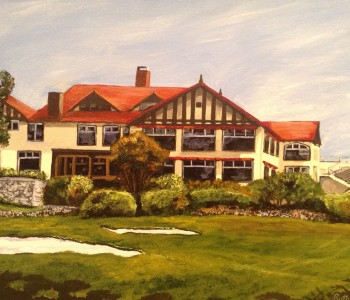 Victoria Golf Club Clubhouse